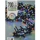 Lyskæde - 700 pærer - LEDlys - multi