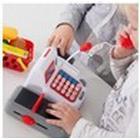 Junior Knows Cash Register with Sound & Accessories