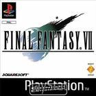 PS1 Final Fantasy 7 / VII
