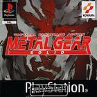 PS1 Metal Gear Solid (Platinum)