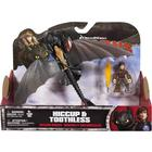 How To Train Your Dragon Dragons - Hiccup & Toothless
