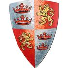 Liontouch, Skjold, Prince Lionheart