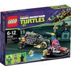 LEGO Teenage Mutant Ninja Turtles 79102 Verfolgungsjagd