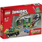 LEGO Juniors 10669 Turtle Versteck