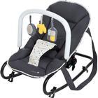 Safety 1st vippestol til baby Koala Grey Patches grå 28229490