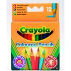 Crayola Pencil Crayons 12 pcs CR-4112
