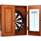 Champion Tournament Dartskive - Brunt kabinet