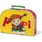 Pippi Långstrump Pippi, Gul förvaringsväska, 25 cm