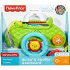 Fisher Price Rollin' & Strollin' Dashboard