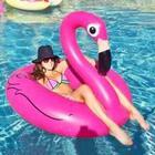 Oppustelig Flamingo badering