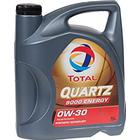 Total Motorolja Quartz 9000 Energy 0W-30