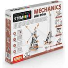 Engino Discovering Stem Mechanics Pulley Drives