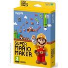 Mario Super Mario Maker + Artbook Wii U Game