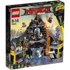 Lego The Ninjago Movie Garmadon's Volcano Lair 70631