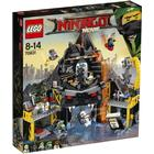Lego The Ninjago Movie Garmadons Vulkan Tilholdssted 70631