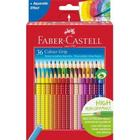 No Faber Castell Soft Grip Farveblyanter (36 stk)