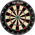 My Hood dartskive - Classic Ø 45,5 cm - Øv dig i at ramme plet