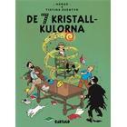 Tintins äventyr. De sju kristallkulorna (Kartonnage, 2017)