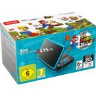 Nintendo New 2DS XL - Black/Turquoise - Super Mario 3D Land