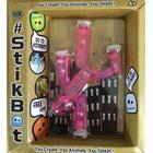 Stikbot Pink Figure