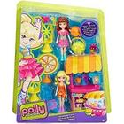 Polly Pocket Lemonade Party 2 Dolls DHY69 by Mattel