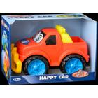 Carville Happy Car, Red Off Roader