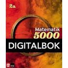 Matematik 5000 Kurs 2a Röd & Gul Lärobok Digital (Övrigt format, 2014)