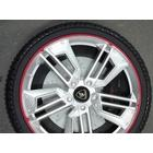 MCU Hjul til Lamborghini Urus ELBil til børn 12V