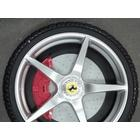 MCU Hjul til Ferrari LaFerrari ELBil til børn 12V