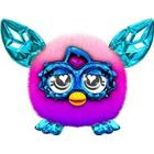 Hasbro Furby Furblings Creature Plush (Pink/Purple)