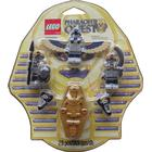 Lego Pharaoh´s quest skeleton mummy battle pack - lego