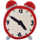 Smallable Hand Crochet Alarm Clock