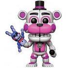 Funko Pop: Five Nights At Freddy's - Funtime Freddy (Sister Location) Figure