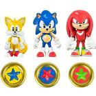 Sonic The Hedgehog - Sonic Boom Pixelated Sonic, Knuckles & Tails