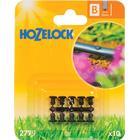 Hozelock Blanking Plug 13mm 10pcs