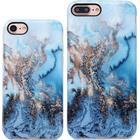 &Copenhagen iPhone Cover - Golden Ocean