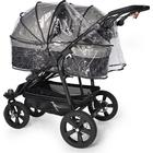 Trends for Kids DuoX Carry Cot Raincover Single Twin