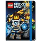 Bullyworld LEGO 51557 - Notizbuch mit Gummiband Nexo Knights