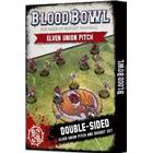 Blood Bowl Elven Union Pitch & Dugout