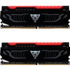 Patriot Viper Red LED Series DDR4 3000MHz 2x8GB (PVLR416G300C5K)