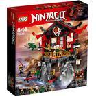 Lego Ninjago Uppståndelsens Tempel 70643