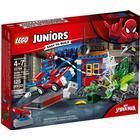 Lego Juniors Großes Kräftemessen von Spider Man und Skorpion 10754