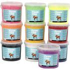 Foam Clay®, 10x560 g, mixade färger
