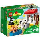 Lego Duplo Dyr på Bondegården 10870