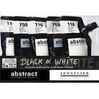 Sennelier Abstract Akrylfärg Black & White