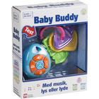 Baby Buddy - Aktivitets bil nøglering med lyd