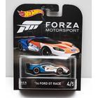 Hotwheels Forza Motorsport 16 Ford Gt Race 1:64 Scale Diecast