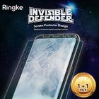 Ringke Full Coverage Screen Protector for Samsung Galaxy S8/S8 Plus Invisible Defender Super Thin HD Clearness Film