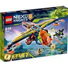 Lego Nexo Knights Aarons Armbrust 72005