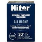Nitor Textilfärg All In One 350 g, marinblå